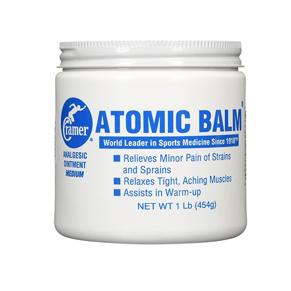 atomic balm crema de masaje