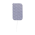 electrodo tens 5x9cm