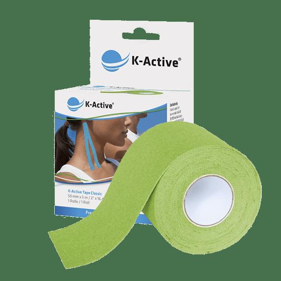 kinesio tape k-active verde