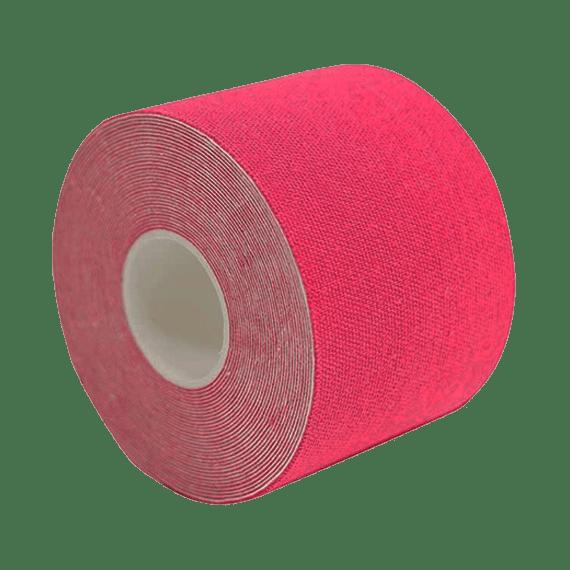 venda inelastica tape rosa