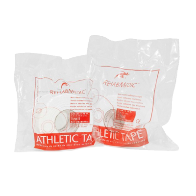 venda inelástica athletic tape rehab medic