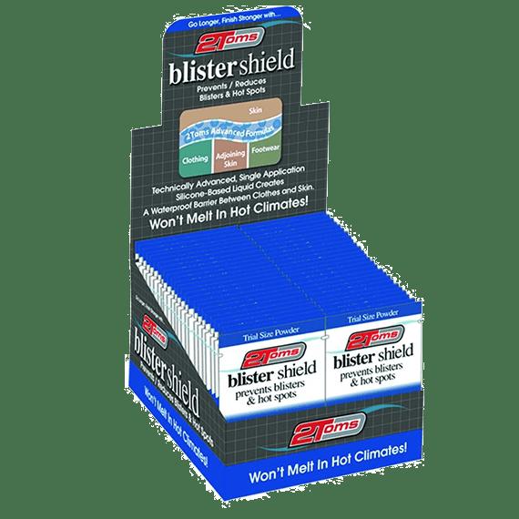 antirrozaduras en polvo monodosis blistershield