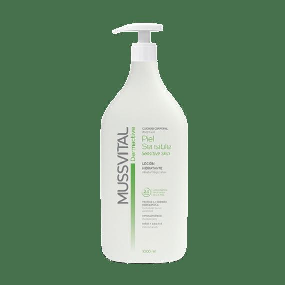 locion piel sensible hidratante musvital